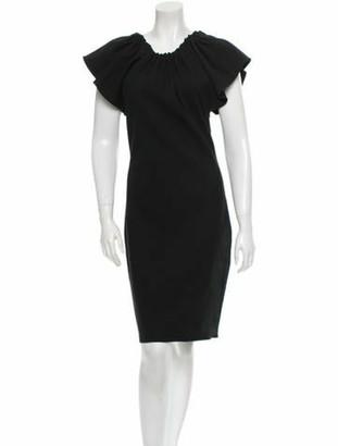 Lanvin Dress w/ Tags Black