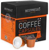 Bestpresso 120-Count Ristretto Nespresso® Compatible Gourmet Coffee Capsules