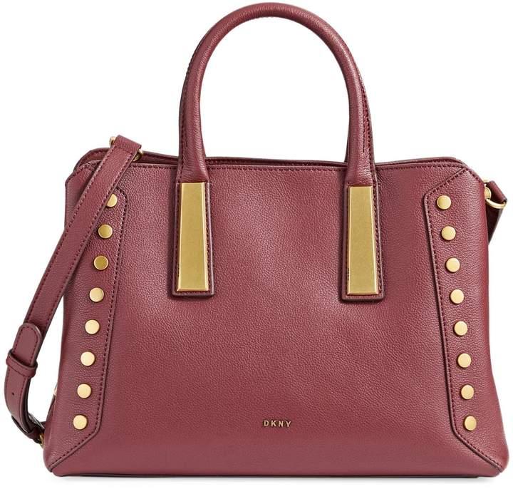 DKNY Ewen Leather Crossbody Bag