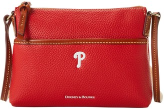 Dooney & Bourke MLB Phillies Ginger Crossbody