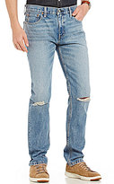 Levi's s 511 Slim-Fit Distressed Jeans