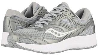 Saucony Versafoam Cohesion 12 (Gray/Silver) Women's Shoes