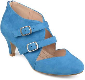 Journee Collection Womens Ohara Pumps Round Toe Stiletto Heel