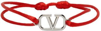 Valentino Red Garavani VLogo Bracelet