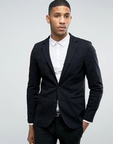 Pull&Bear Blazer In Black