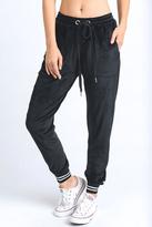 Mono B Velour Jogger Pants