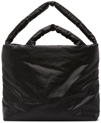 Kassl Editions Black Large Oil Tote
