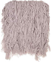 A.F.Vandevorst Ladies Pink Luxury Tripper Virgin Wool-Alpaca Blend Poncho