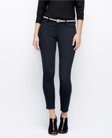 Ann Taylor Curvy Super Skinny Colorblock Jeans