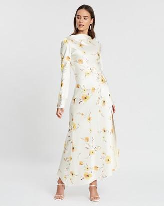 Bec & Bridge Colette LS Midi Dress