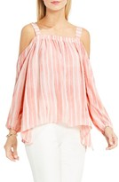 Vince Camuto Petite Women's Off The Shoulder Top