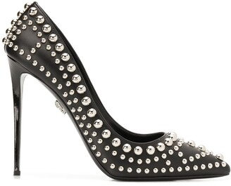 Philipp Plein Rock Star Decollete pumps