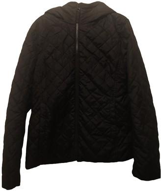 Uniqlo Black Leather Jacket for Women