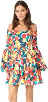 Caroline Constas Gisele Mini Dress