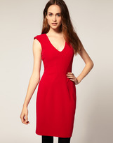 Clean Structured Dress
