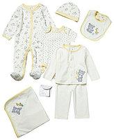 Starting Out Newborn-6 Months 7-Piece Bear Layette Set