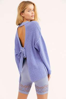 Free People Fp Beach Cali Crew Sweater by FP Beach at