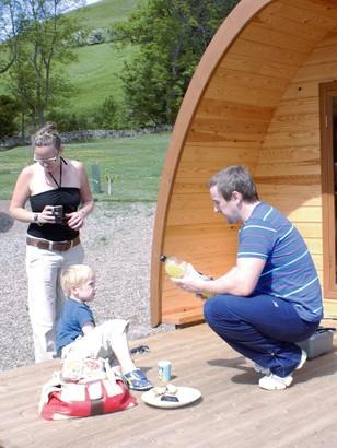 Virgin Experience Days Two Night Glamping Break in Ullswater,Lake District