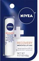 Nivea Medicated Lip Care SPF 15 0.17 Carded Pack (Pack of 6)