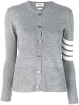 Thom Browne 4-bar stripe cardigan