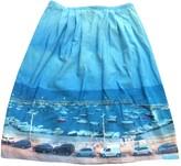 agnès b. Blue Skirt for Women