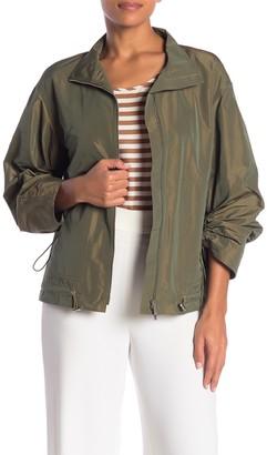 Lafayette 148 New York Colton Kimono Sleeve Jacket