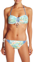 Sperry Sunbleached Beach Bandeau Bikini Top