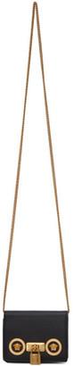 Versace Black Mini Icon Shoulder Bag