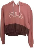 Fila Pink Cotton Knitwear for Women