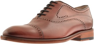 Oliver Sweeney Sweeney London Mallory Oxford Shoes Brown
