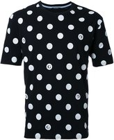 GUILD PRIME polka dot T-shirt
