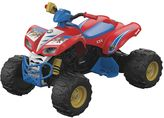 Fisher-Price Power Wheels Paw Patrol Kawasaki KFX Ride-On by