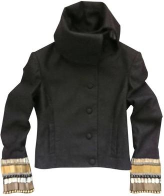 Sass & Bide Grey Wool Jackets
