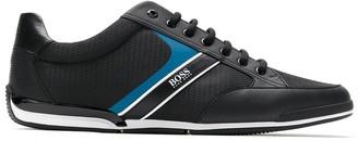 HUGO BOSS 50414731 004 BLACK Synthetic->Polyester