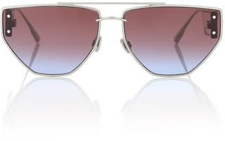 Christian Dior DiorClan2 metal sunglasses