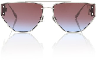 Christian Dior DiorClan2 metal sunglasses