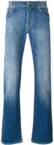 Jacob Cohen straight limited edition jeans