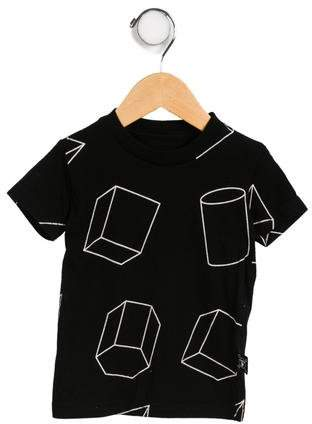 Nununu Kids' Short Sleeve Knit Top