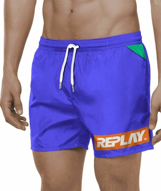 Replay Men's LM1067.000.82972 Swim Trunks