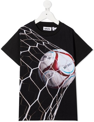 Molo TEEN Road Set Goals T-shirt