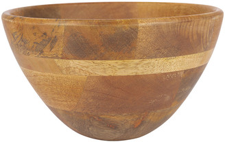 Nkuku Indus Wooden Bowl