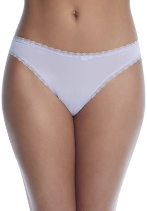 Calvin Klein Radiant Lace Thong
