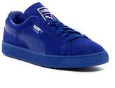 Puma Suede Classic Monochrome Reptile Embossed Sneaker