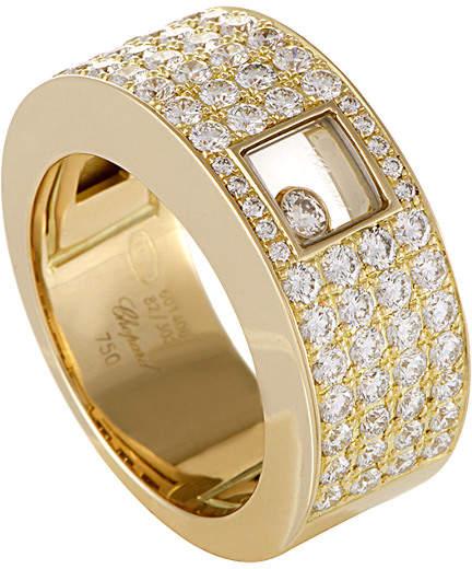 Chopard 18K Diamond Ring