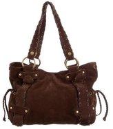 Kooba Suede & Leather Bag