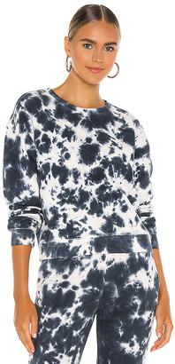 525 Tie Dye Pullover Sweatshirt