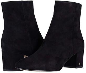 Sam Edelman Regaen (Black 2) Women's Pull-on Boots