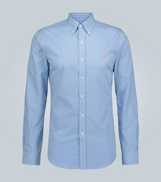 Polo Ralph Lauren Classic striped cotton shirt
