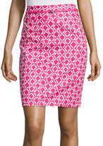 Liz Claiborne Belted Skirt