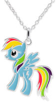 My Little Pony FINE JEWELRY Rainbow Dash Pendant Necklace